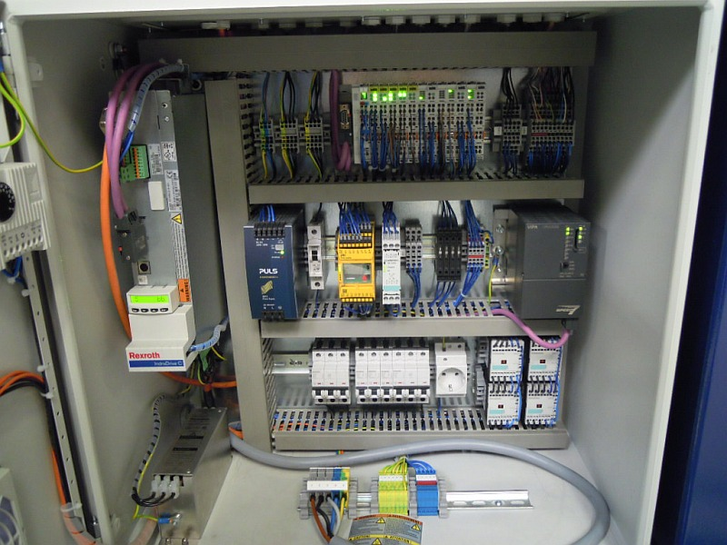 control cabinet engineering
